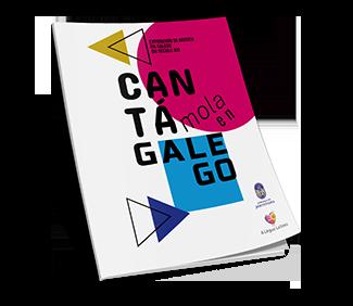 CANTÁmola en Galego - CUBERTA